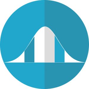 Using a bell curve can aid in the performance review process