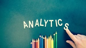 Analytics are key to organizational success