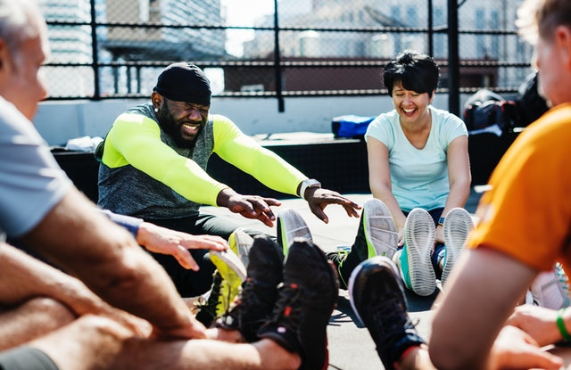 Health and fitness can support employee engagement