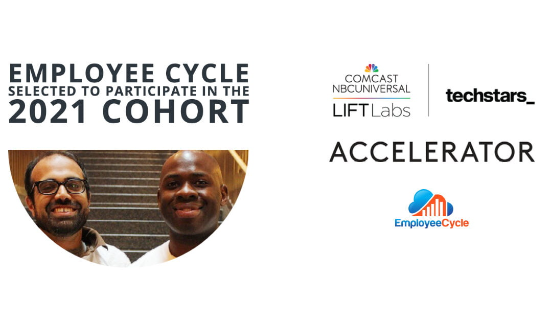 Employee Cycle Joins the 2021  NBCUniversal LIFT Labs Accelerator Cohort, powered by Techstars